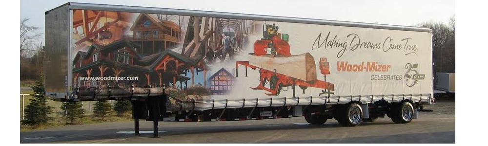 Rolling Tarping Systems Curtain Side Trailers for Sale - JES
